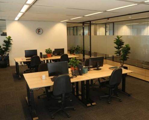 Privé kantoorruimte huren FFFLEX