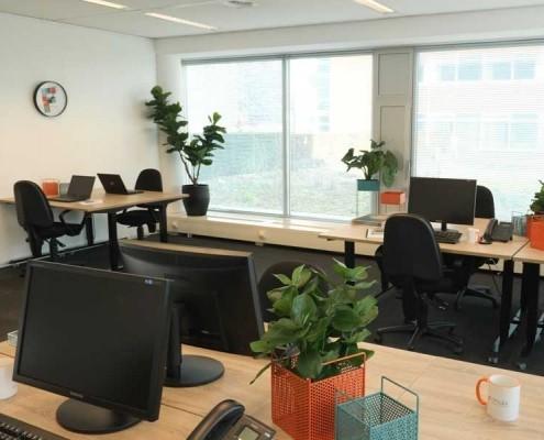 Tijdelijk kantoor op maat huren - flexibel