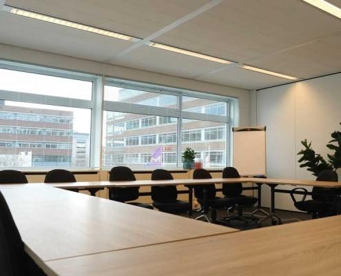 Vergaderen op Schiphol-Rijk