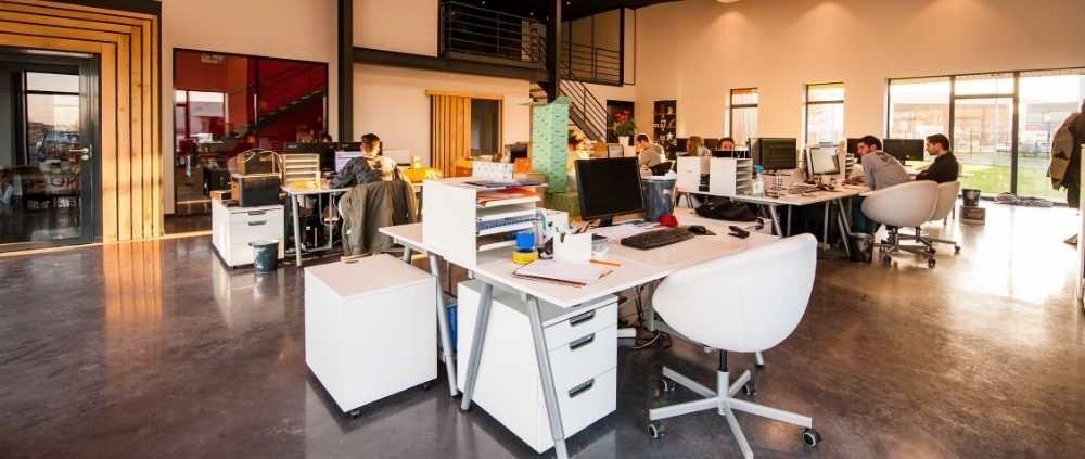 kosten kantoorruimte per m²