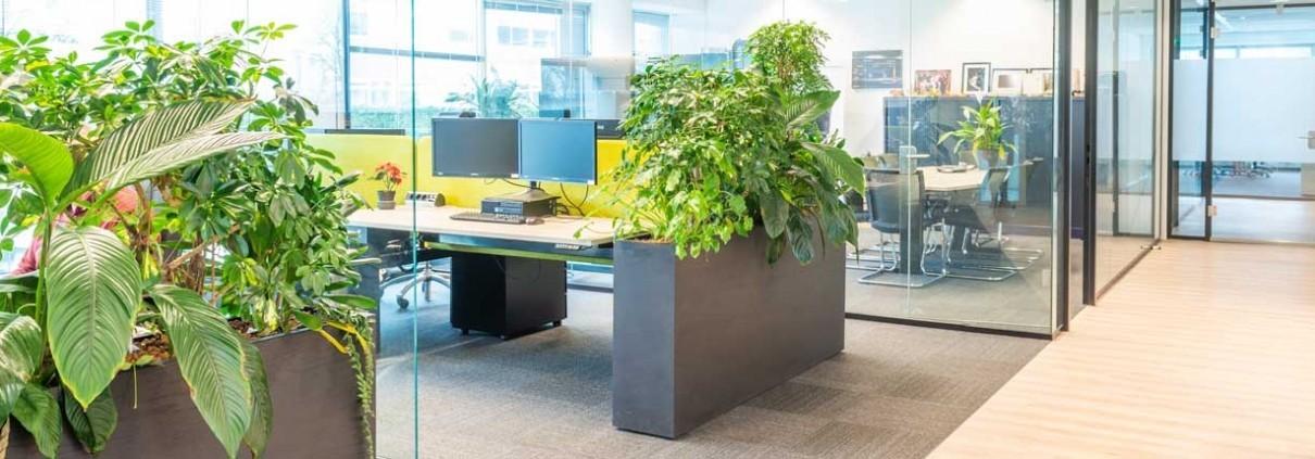 SWAP kantoor ideaal als tijdelijke kantoorruimte, flexibel huren