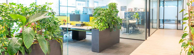 Flexibel uw eigen prive kantoorruimte huren